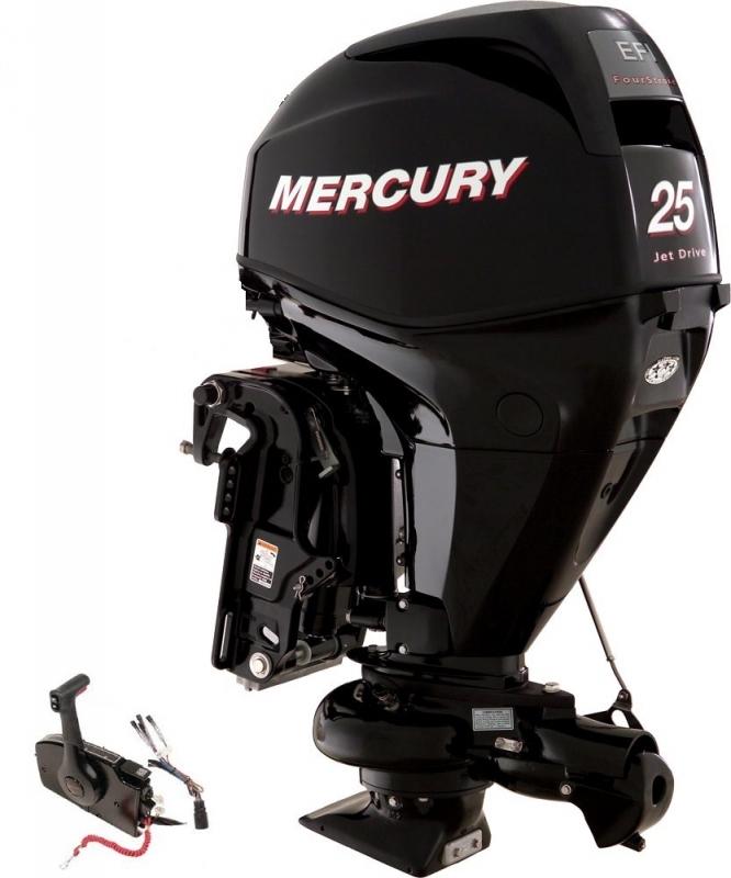 купить лодочный мотор меркури 25 efi