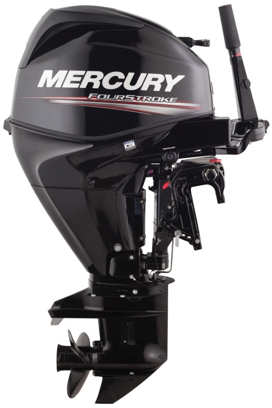 лодочный мотор mercury me f 25 elpt efi
