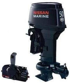 подвесной лодочный мотор ниссан цена