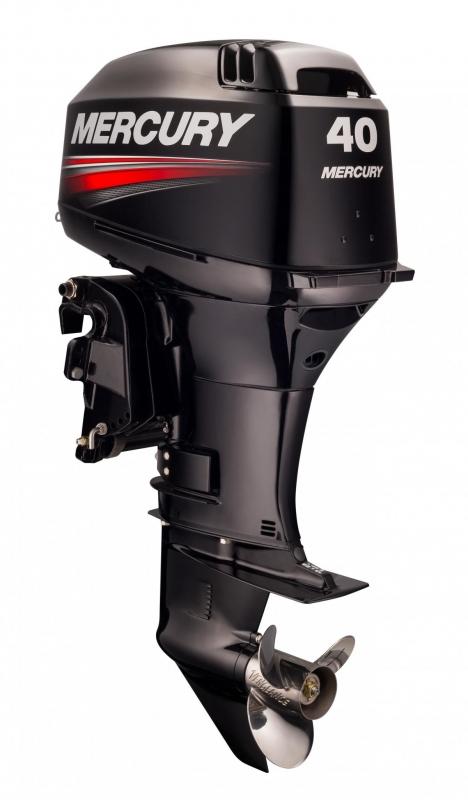 mercury лодочные моторы 40eo