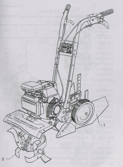 Мотокультиватор МК-9-01,