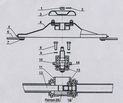 Косилка Кр-5 Инструкция - фото 9