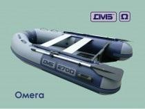 Надувные лодки ПВХ ДМБ серии Омега