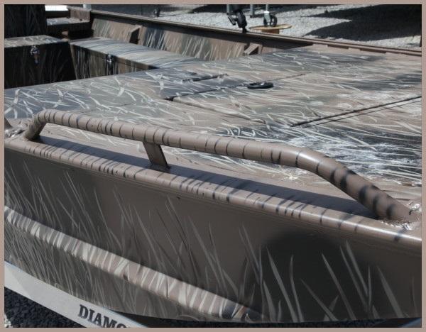 Лодки Prodrive. Опции