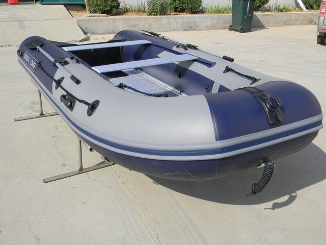 Моторная лодка ПВХ ДМБ Альфа-300