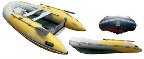 Моторная лодка ПВХ ДМБ-2 Омега-390