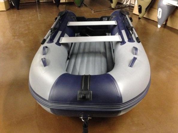 Моторная лодка ПВХ ДМБ Омега-300