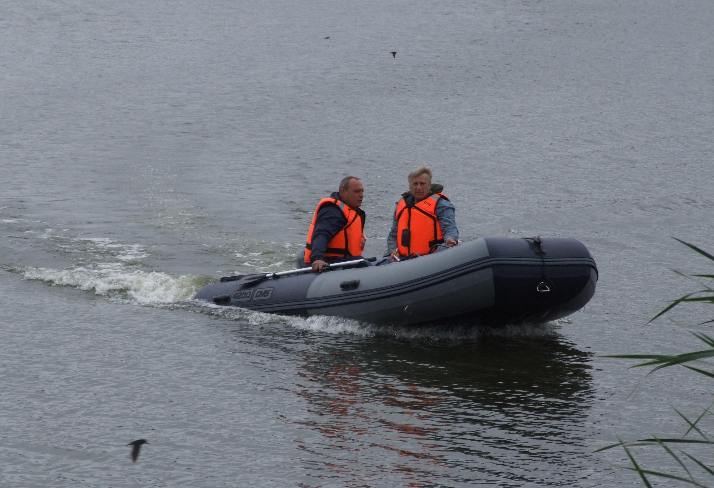Моторная лодка ПВХ ДМБ Омега-420