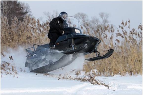 Снегоход Yamaha Viking Tough Pro