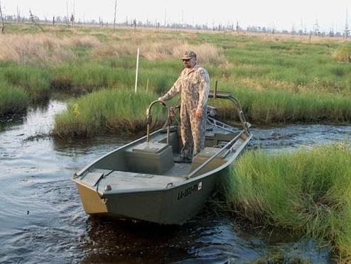лодки под болотоходы