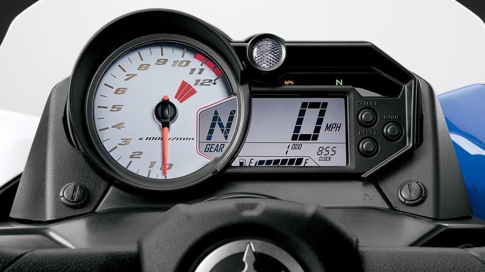 Мотовездеход Yamaha YXZ1000R