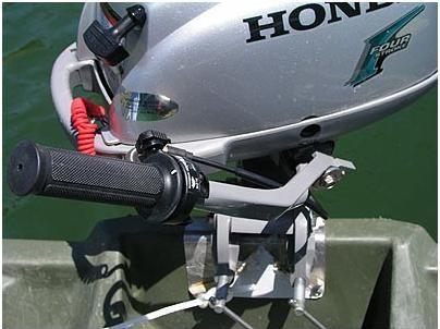 Лодочный мотор Хонда