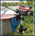 видео лодочный мотор кальмар-м