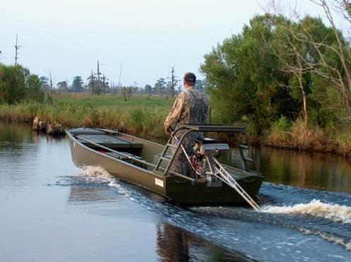 болотоходы лодочные сша