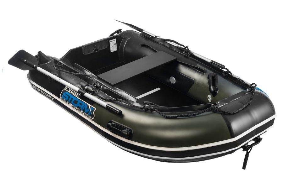 Надувная лодка ПВХ Штормлайн Адвентура Стандарт. Фотообзор модели.