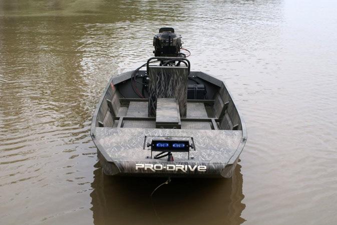 Мелководные болотоходы Pro-Drive®