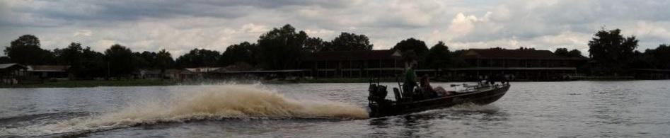 Подвесные мелководные лодочные болотоходы Го-Девил