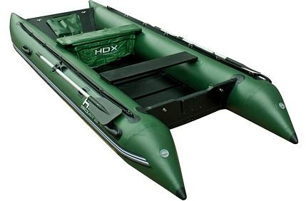 Надувной катамаран HDX Аргон-380