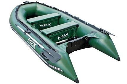 Моторно-гребная лодка HDX Carbon-280