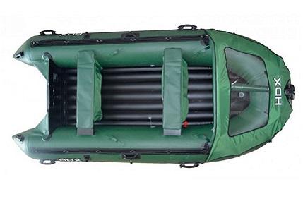 Моторная лодка HDX Helium-330 Am