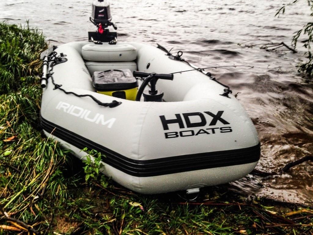 Гребная лодка HDX Иридиум-300Am