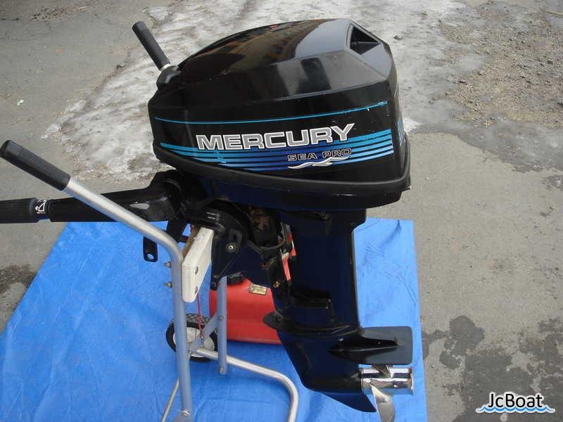 Лодочный мотор Mercury ME 10 M Sea Pro
