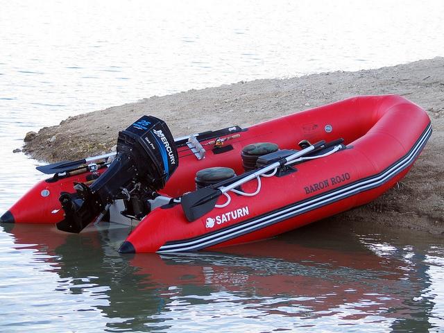 Лодочный мотор Mercury ME 25 ML Sea Pro
