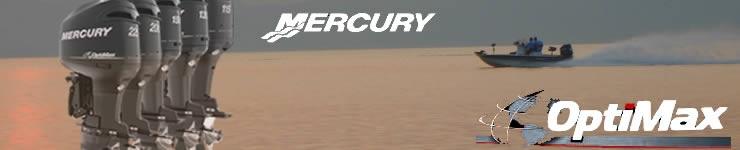 Лодочные моторы Mercury OptiMax