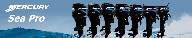 Лодочные моторы Mercury SeaPro
