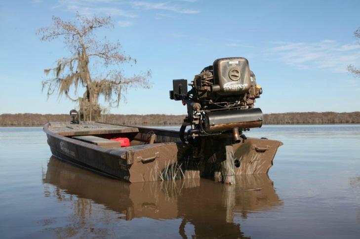 лодочный мотор болотоход ермак