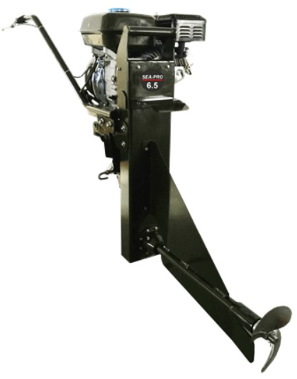 Sea-Pro Surface Drive Swamp 6 Hp