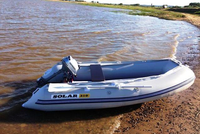 Моторная лодка Солар Оптима-310