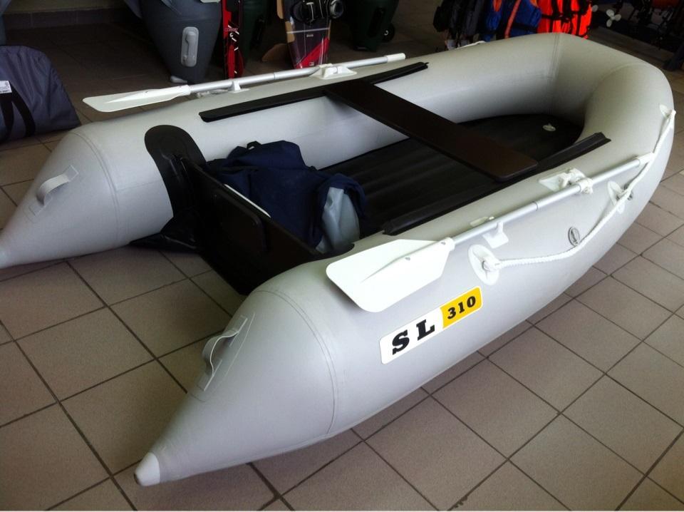 Моторная лодка Солар SL-310