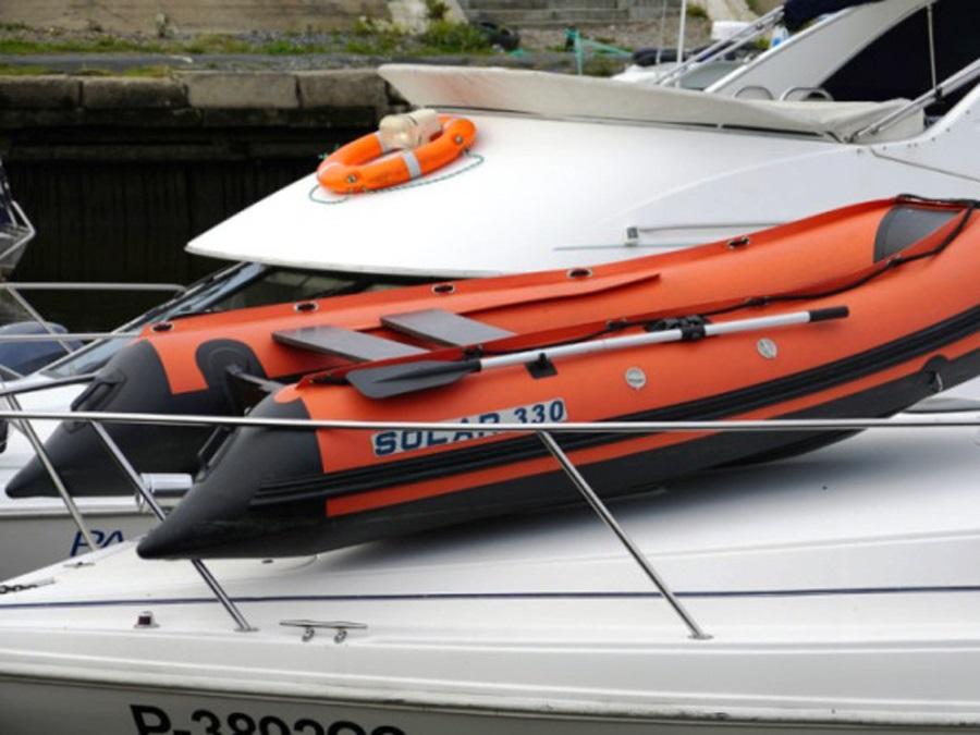 лодка сплав 330