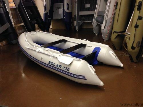 Моторная лодка Солар Максима-330