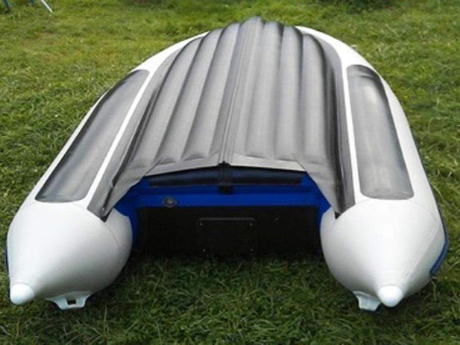 Тюнинг надувных лодок надувное дно