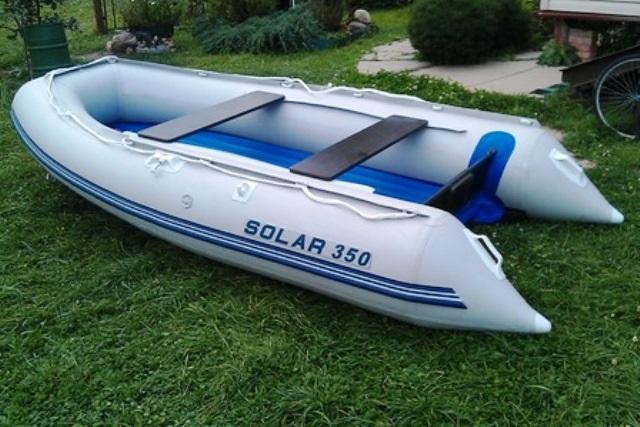 лодка пвх солар 350 купить в новосибирске