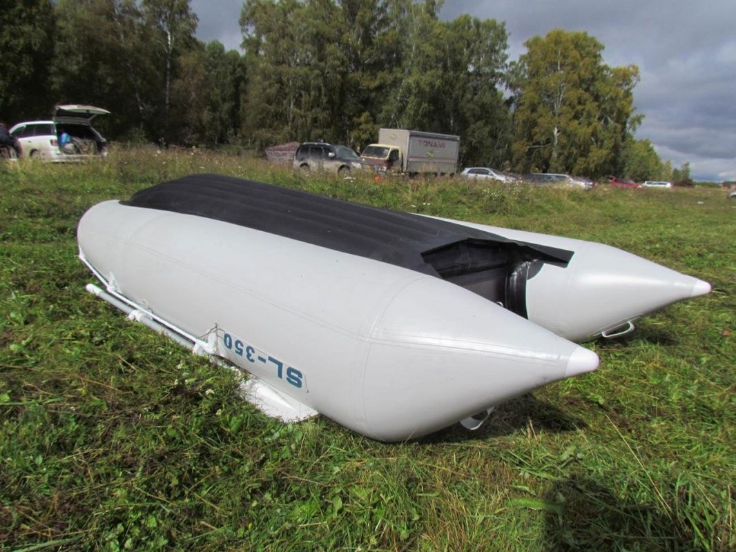 Моторная лодка Солар SL-350