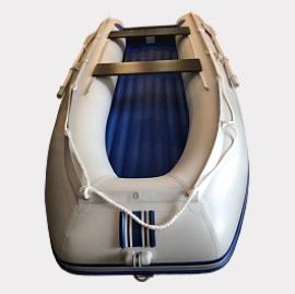 Моторная лодка Солар Максима-380К Вега