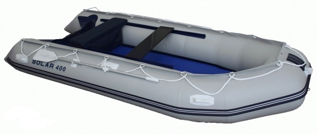 Моторная лодка Солар-400 МК