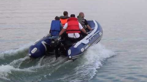 Моторная лодка Солар Максима-420 К