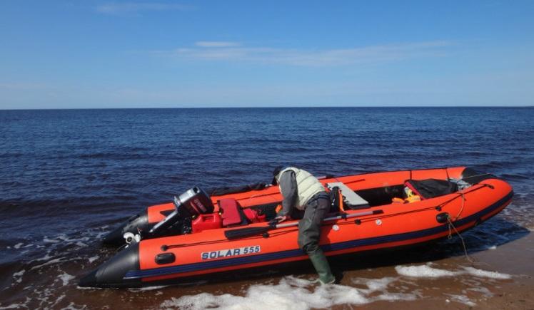 Моторная лодка Солар Максима-555 К