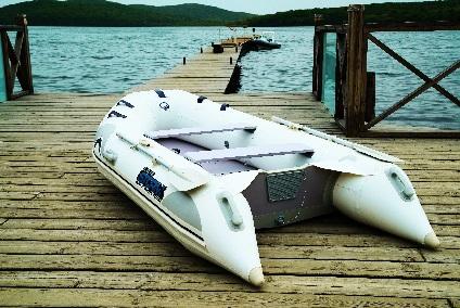 Моторная-гребная лодка ПВХ Штормлайн-3100