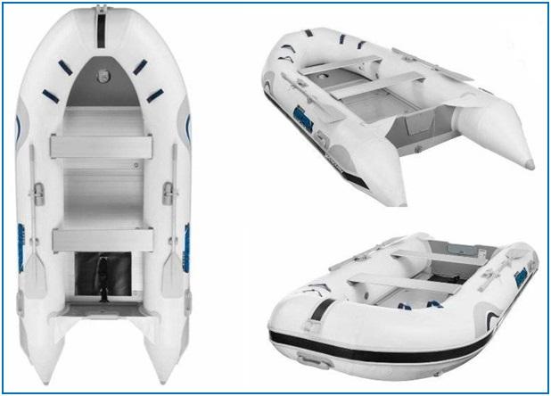 Надувные лодки ПВХ Штормлайн серии Актив