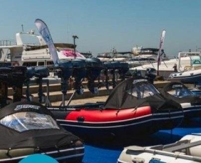 Моторная-гребная лодка ПВХ Штормлайн Адвентура Экстра-600
