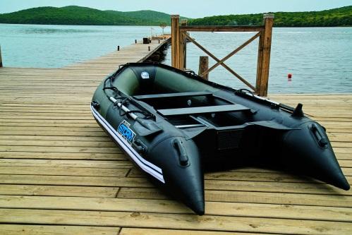 Моторная-гребная лодка ПВХ Штормлайн Адвентура Стандарт-310
