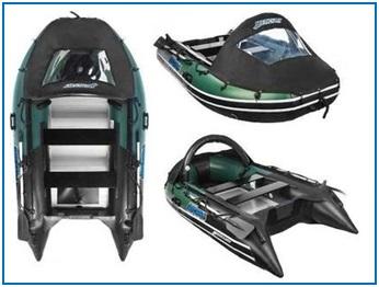 Надувные лодки ПВХ Штормлайн Адвентура Экстра