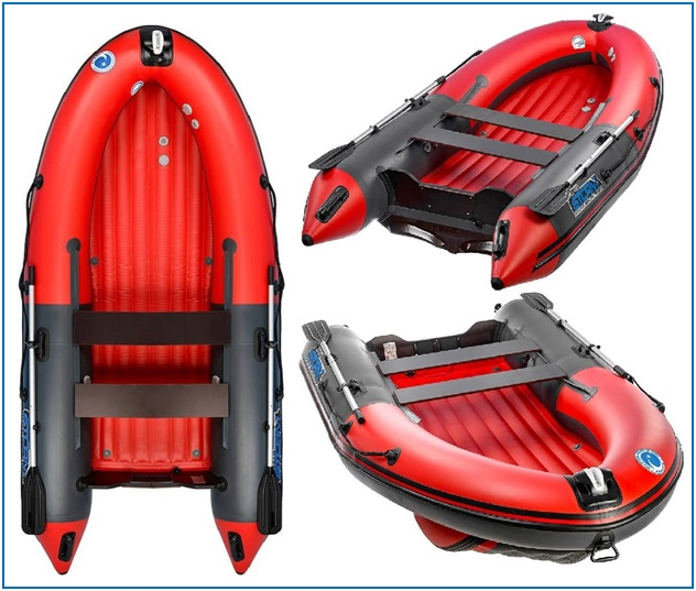 Надувные лодки ПВХ Штормлайн АирКруизер