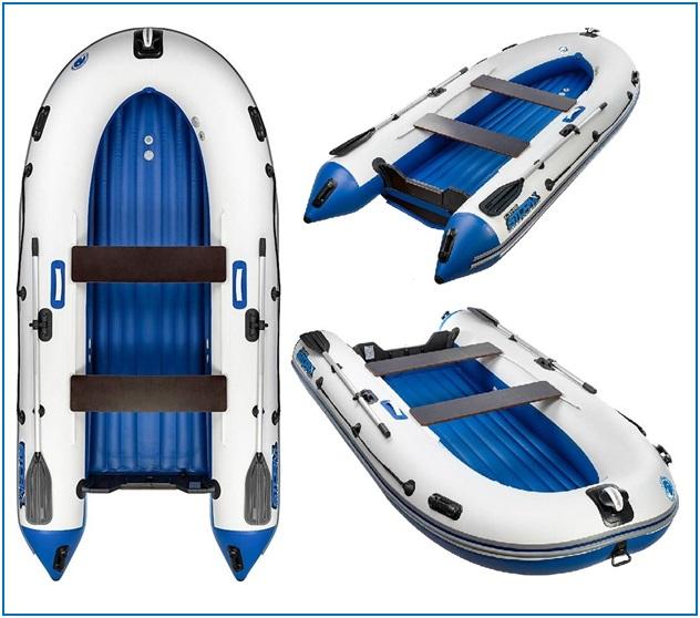 Надувные лодки ПВХ Штормлайн АирТримаран