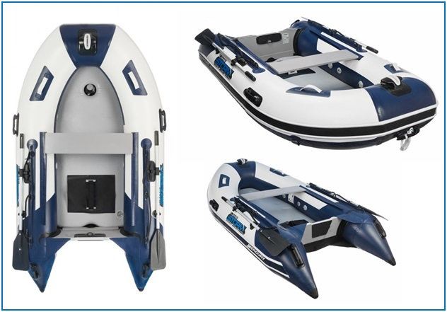 Надувные лодки ПВХ Штормлайн Аирдек Стандарт
